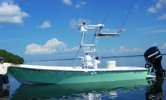 24' Center Console Fishing Boat In Palmetto, Florida, United States