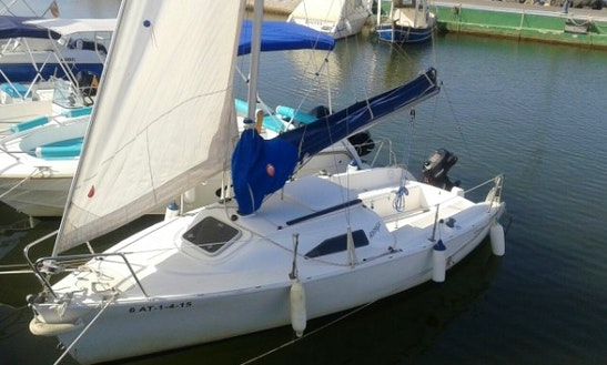 20' Arabel Daysailer In La Manga Menor, Spain