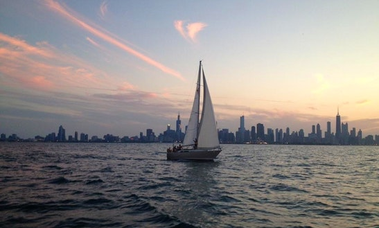 Captained Charter This 36' C & C Cruising Monohull In Chicago, Illinois