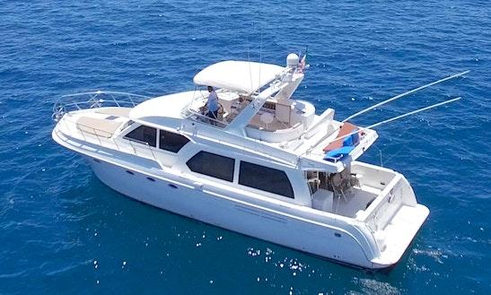 51' Navigator Bridge Yacht