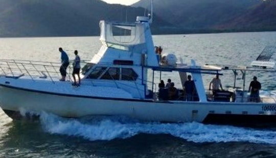 Fishing Charter Hire In Manoora, Australia