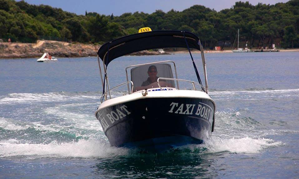 Speed Boat Rental Navalplastica Open Envirude 115