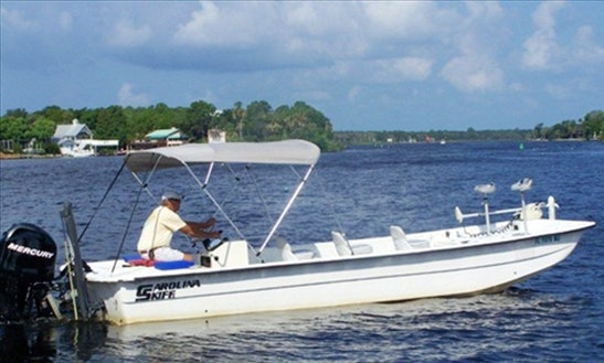 Enjoy Fishing In Homosassa, Florida  With Captain Duane