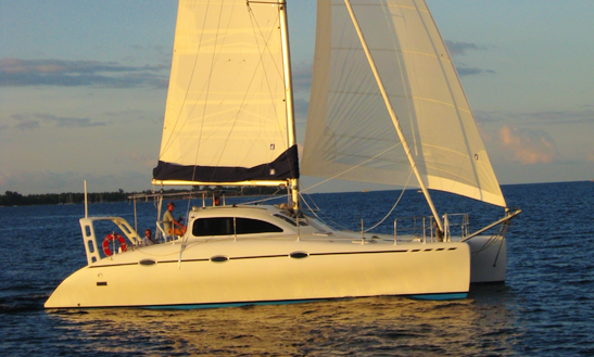 38' Sailing Catamaran In Denpasar, Indonesia
