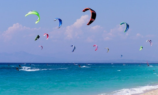 Enjoy Kiteboarding Lessons And Rental In Kalpitiya, Sri Lanka