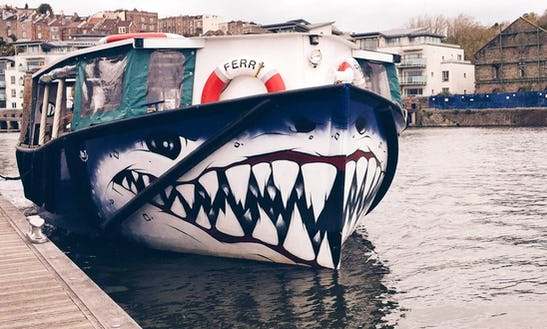 Hire No. 7 Canal Boat In Bristol, England