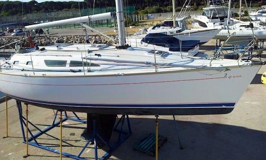 Charter 37' Sun Fast Cruising Monohull In Cádiz, Spain