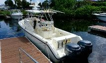 30' Pursuit 2870 Offshore Center Console for Rent in North Miami