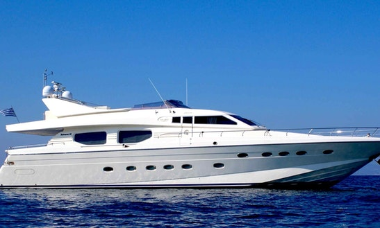87ft Power Mega Yacht Charter In Dubai, Uae