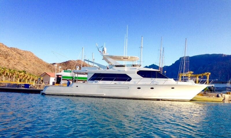 78' Sunship Power Mega Yacht