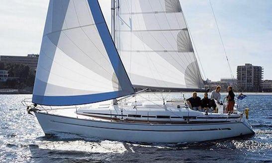 36ft  Bavaria Cruising Monohull Boat Charter In Cartagena, Bolivar