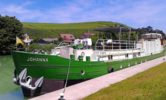 Relaxing Barge Cruises From July-october In France