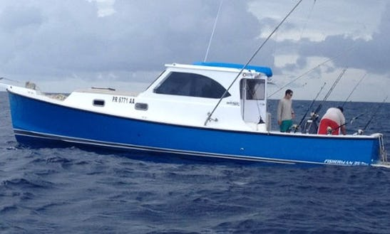Puerto Rico Fishing Charters With Captain Andy