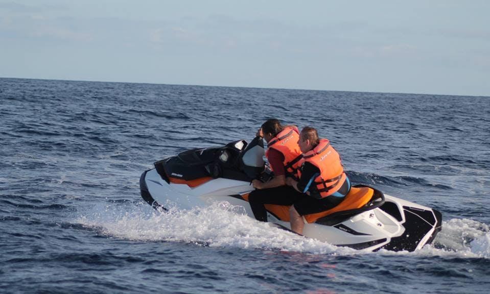 Sea Doo Jet Ski Hire with Surfers Paradise Australia