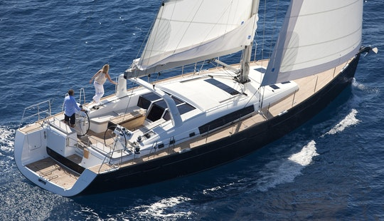 Sailing Charter On 48' Beneteau Oceanis Cruising Monohull In Oakland, California