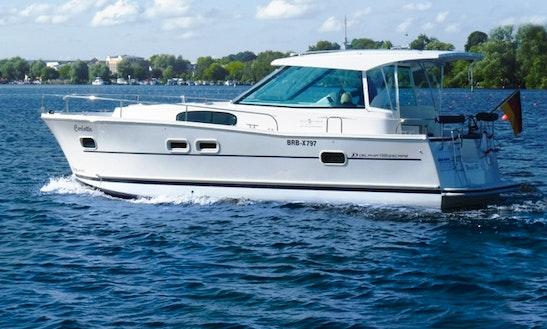 Experience Winningen, Germany On Motor Yacht