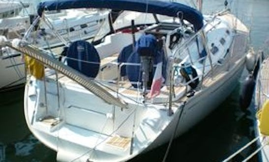 38ft Dufour Sailing Yacht From Leuca