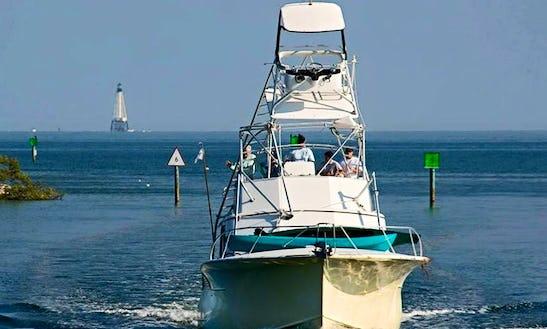 Enjoy Fishing In Islamorada, Florida On