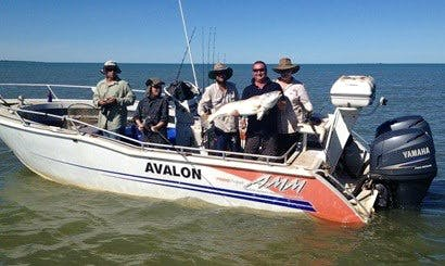 Half & Full Day Sport Fishing Charters From Dundee Beach, Australia