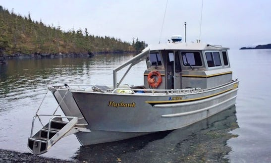 Alaskan Boat Charter Services With Captain Mike