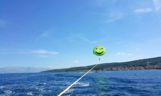 Parasailing For Rent In Supetar