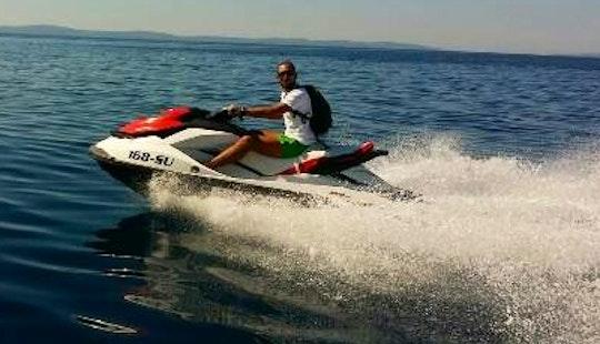 Jet Ski For Rent In Supetar, Croatia