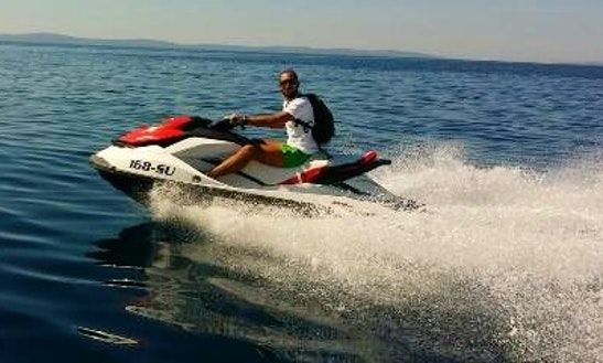 Jet Ski For Rent In Supetar