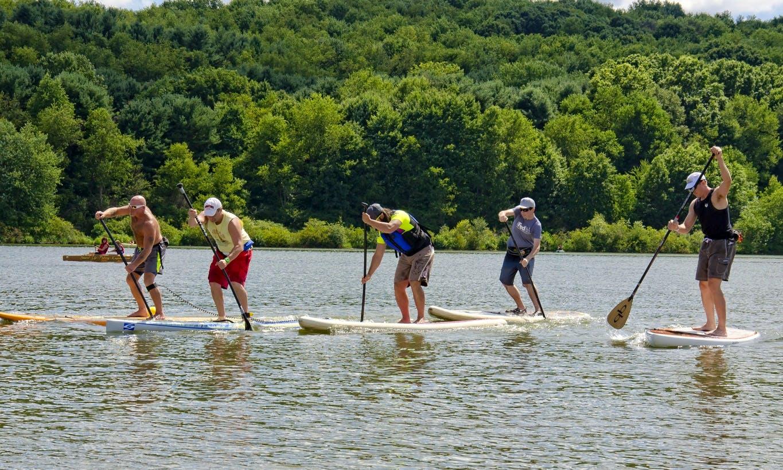 SUP Rentals at Indian Lake Marina, PA