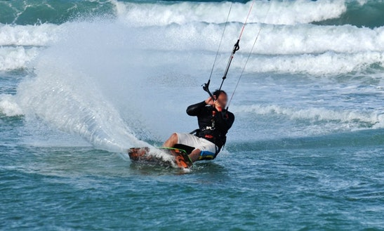 Kitesurfing Lesson In Vigo