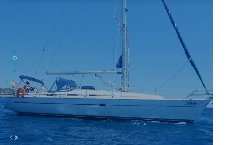 38' Bavaria Cruiser Monohull Charter in Ponta Delgada