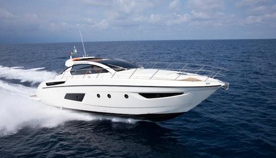 Explore Marsaskala, Malta On 48' Motor Yacht