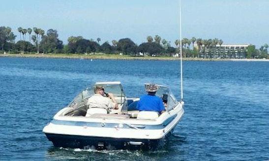 Fishing, Lobstering, Cruise, Water Tubing Rental In San Diego Bay / Coronado & Mission Bay