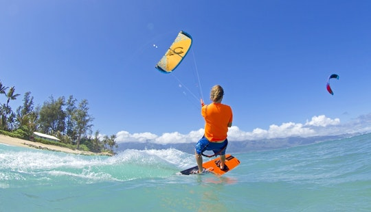 Kiteboarding Lessons In Auckland