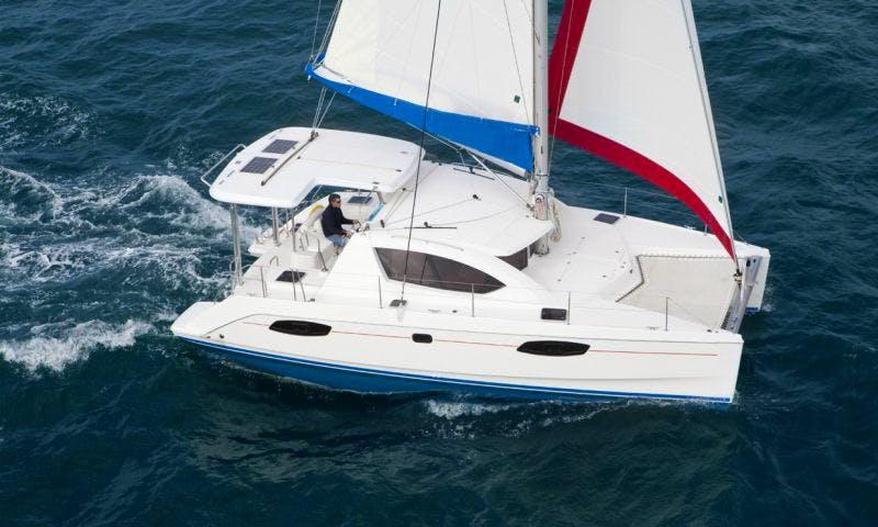 Luxurious, Spacious 38ft Sailing Catamaran