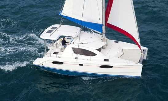 Luxurious, Spacious 38ft Sailing Catamaran