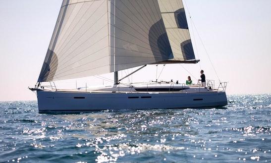 Explore Trapani Island On Sun Odyssey 449 Sailing Yacht