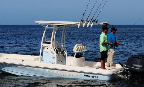 Enjoy Fishing With Captain Chuck In Ruskin, Florida