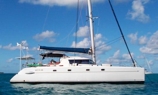 Cruise The South Lagoon Island On