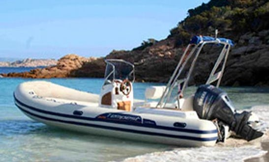 Enjoy The Capelli Tempest 626 Powerboat In Hendaye, France