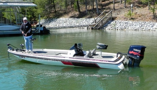 Lake Lanier Fishing Guide Service With Captain Jimbo