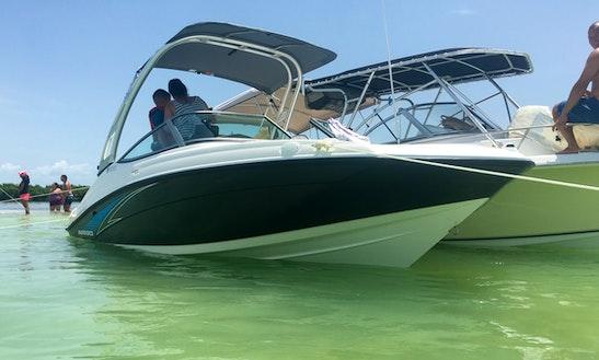 Explore Miami Beach Cruising On Ar190 Jet Boat