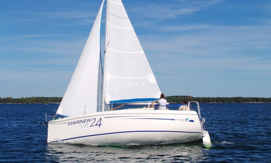 Enjoy Myslowice, Poland On Mariner 24 Exclusive Cruising Monohull