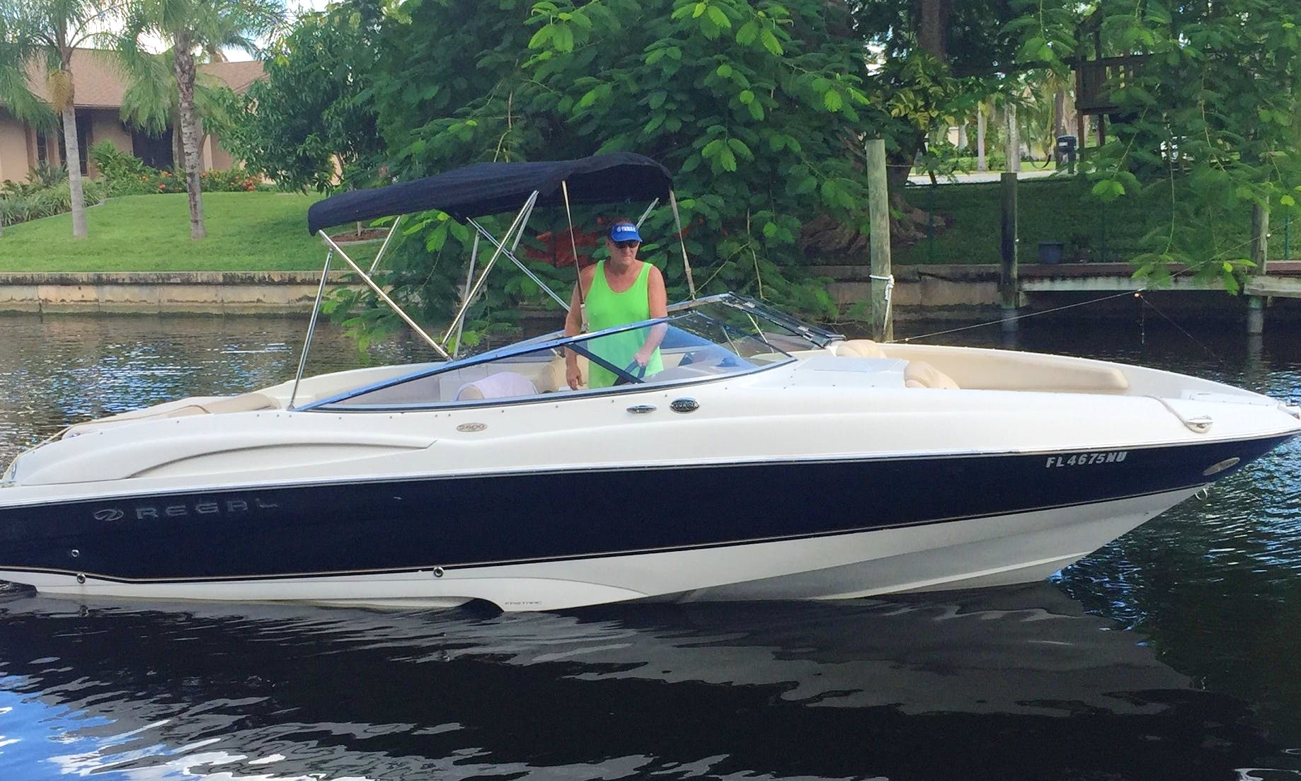 26' Regal 2600 LSR Bowrider in Cape Coral, Florida