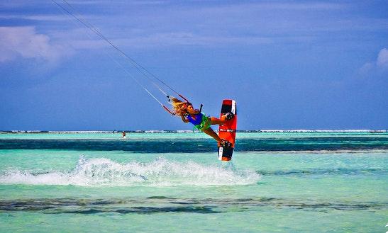 Enjoy Kitesurfing Lessons And Rental In Paje Beach, Zanzibar