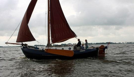Charter 31' Manna Sloop In Woudsend, Netherlands