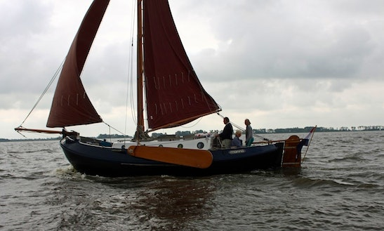 Charter 31' Manna Sloop In Woudsend, Netherlands