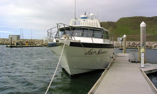 Fishing charters in normanville for Lincoln city fishing charters