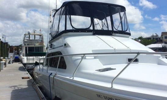 Trawler For Charter In Mount Pleasant, Sc