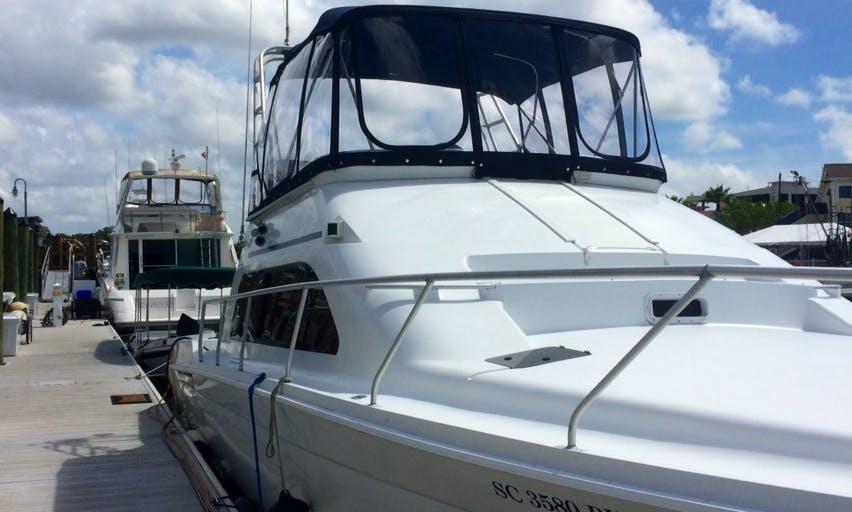 Motor Yacht Rental in Mount Pleasant