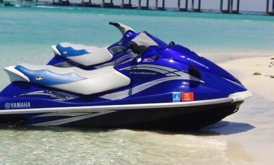 Guided Jet Ski Tours & Rentals In Miami Beach, Florida